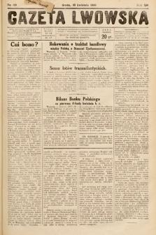 Gazeta Lwowska. 1930, nr89