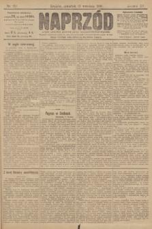 Naprzód : organ polskiej partyi socyalno demokratycznej. 1906, nr251