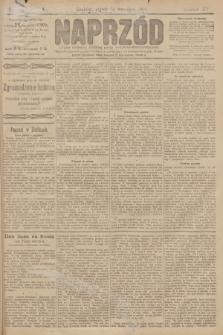 Naprzód : organ polskiej partyi socyalno demokratycznej. 1906, nr252
