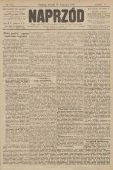 Naprzód : organ polskiej partyi socyalno demokratycznej. 1906, nr263