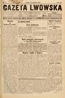 Gazeta Lwowska. 1930, nr91
