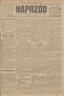 Naprzód : organ polskiej partyi socyalno demokratycznej. 1906, nr303