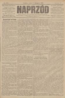 Naprzód : organ polskiej partyi socyalno demokratycznej. 1906, nr320