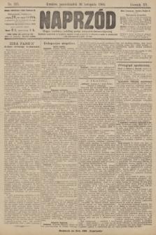 Naprzód : organ polskiej partyi socyalno demokratycznej. 1906, nr325