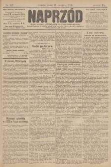 Naprzód : organ polskiej partyi socyalno demokratycznej. 1906, nr327