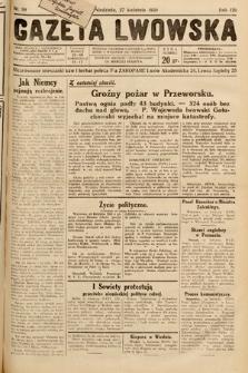 Gazeta Lwowska. 1930, nr98