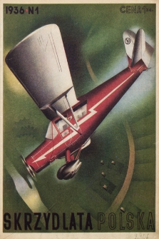 Skrzydlata Polska. 1936, nr1