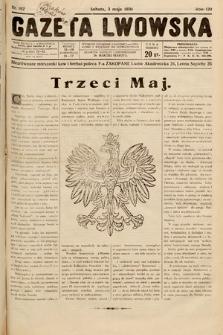 Gazeta Lwowska. 1930, nr102