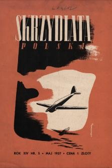 Skrzydlata Polska. 1937, nr5
