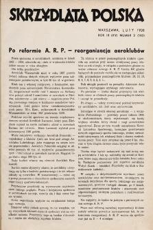 Skrzydlata Polska. 1938, nr2