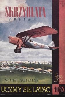 Skrzydlata Polska. 1938, nr5a : numer specjalny