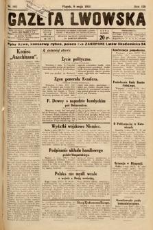 Gazeta Lwowska. 1930, nr106