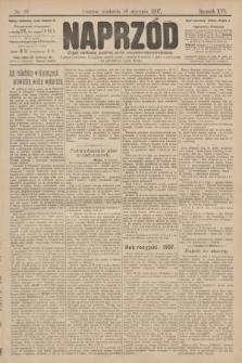 Naprzód : organ centralny polskiej partyi socyalno-demokratycznej. 1907, nr20