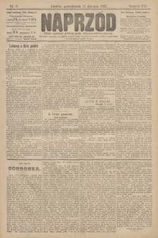 Naprzód : organ centralny polskiej partyi socyalno-demokratycznej. 1907, nr21