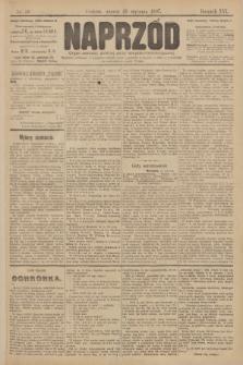 Naprzód : organ centralny polskiej partyi socyalno-demokratycznej. 1907, nr29