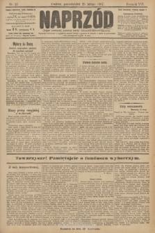 Naprzód : organ centralny polskiej partyi socyalno-demokratycznej. 1907, nr55