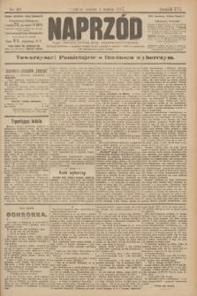Naprzód : organ centralny polskiej partyi socyalno-demokratycznej. 1907, nr60