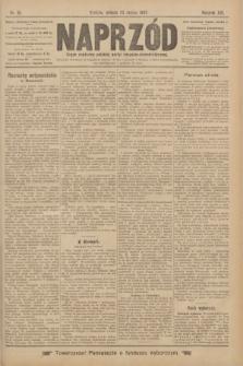 Naprzód : organ centralny polskiej partyi socyalno-demokratycznej. 1907, nr81