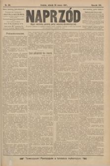 Naprzód : organ centralny polskiej partyi socyalno-demokratycznej. 1907, nr84