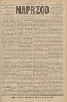 Naprzód : organ centralny polskiej partyi socyalno-demokratycznej. 1907, nr85