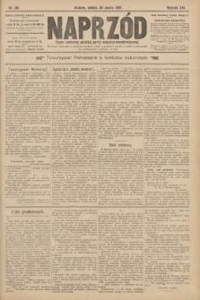 Naprzód : organ centralny polskiej partyi socyalno-demokratycznej. 1907, nr88