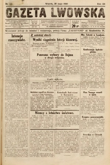 Gazeta Lwowska. 1930, nr115