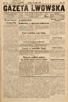 Gazeta Lwowska. 1930, nr116