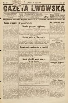 Gazeta Lwowska. 1930, nr118
