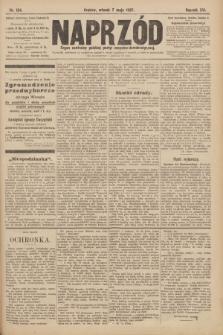 Naprzód : organ centralny polskiej partyi socyalno-demokratycznej. 1907, nr124