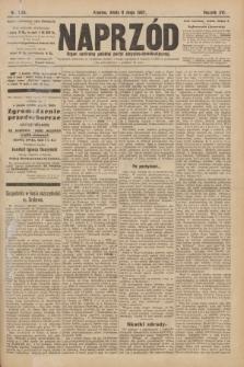 Naprzód : organ centralny polskiej partyi socyalno-demokratycznej. 1907, nr125