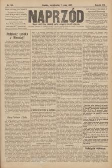 Naprzód : organ centralny polskiej partyi socyalno-demokratycznej. 1907, nr129