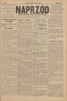 Naprzód : organ centralny polskiej partyi socyalno-demokratycznej. 1907, nr135