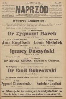 Naprzód : organ centralny polskiej partyi socyalno-demokratycznej. 1907, nr136
