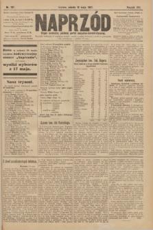 Naprzód : organ centralny polskiej partyi socyalno-demokratycznej. 1907, nr137