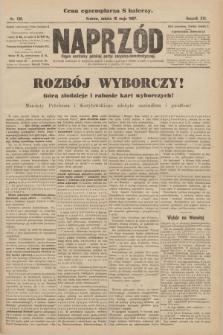 Naprzód : organ centralny polskiej partyi socyalno-demokratycznej. 1907, nr138 [nakład pierwszy skonfiskowany]