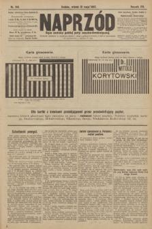 Naprzód : organ centralny polskiej partyi socyalno-demokratycznej. 1907, nr140