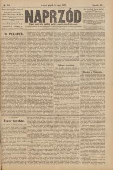 Naprzód : organ centralny polskiej partyi socyalno-demokratycznej. 1907, nr143