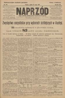 Naprzód : organ centralny polskiej partyi socyalno-demokratycznej. 1907, nr144 (Nadzwyczajne wydanie poranne)