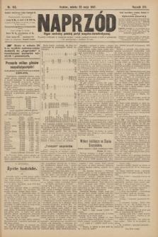 Naprzód : organ centralny polskiej partyi socyalno-demokratycznej. 1907, nr145
