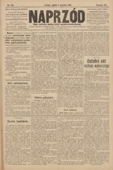Naprzód : organ centralny polskiej partyi socyalno-demokratycznej. 1907, nr153