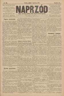 Naprzód : organ centralny polskiej partyi socyalno-demokratycznej. 1907, nr160