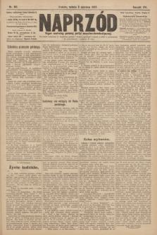 Naprzód : organ centralny polskiej partyi socyalno-demokratycznej. 1907, nr161