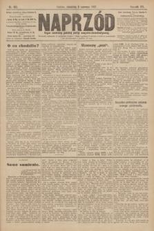 Naprzód : organ centralny polskiej partyi socyalno-demokratycznej. 1907, nr162