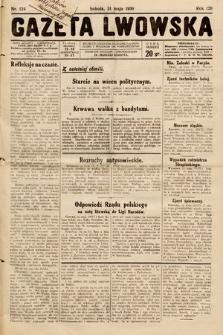 Gazeta Lwowska. 1930, nr124