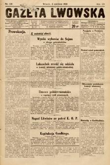 Gazeta Lwowska. 1930, nr126