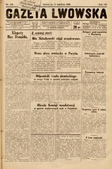 Gazeta Lwowska. 1930, nr128