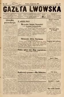 Gazeta Lwowska. 1930, nr129