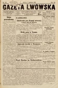 Gazeta Lwowska. 1930, nr130