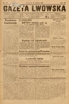 Gazeta Lwowska. 1930, nr133