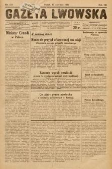 Gazeta Lwowska. 1930, nr134